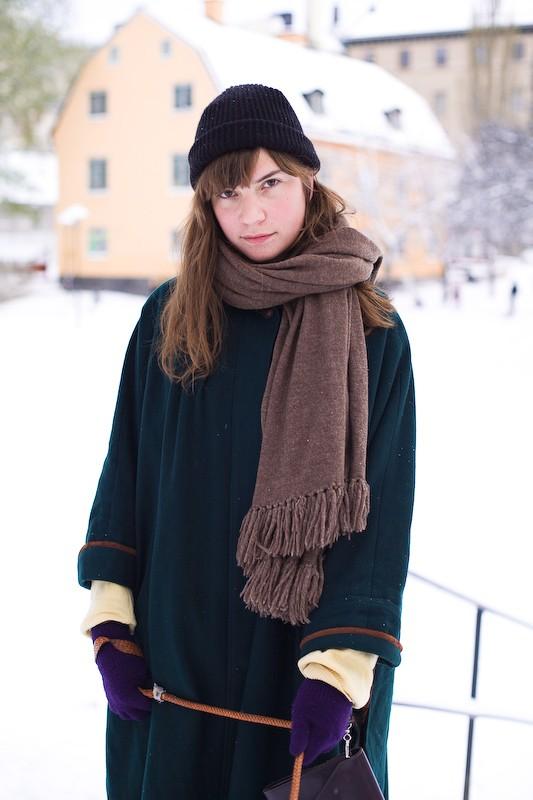 Swedish Winter Stockholm S 246 Dermalm