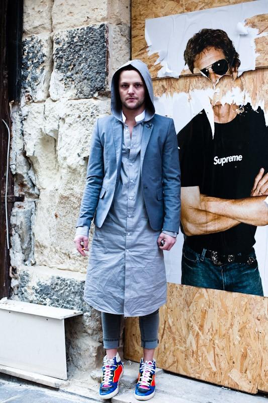 Shirt Dress - Paris, Rue Saint Honoré