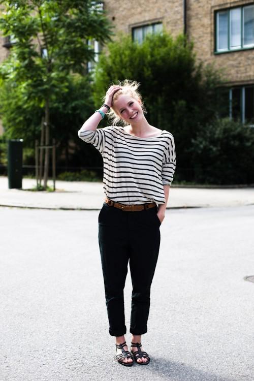 Swedish Summer Street Fashion