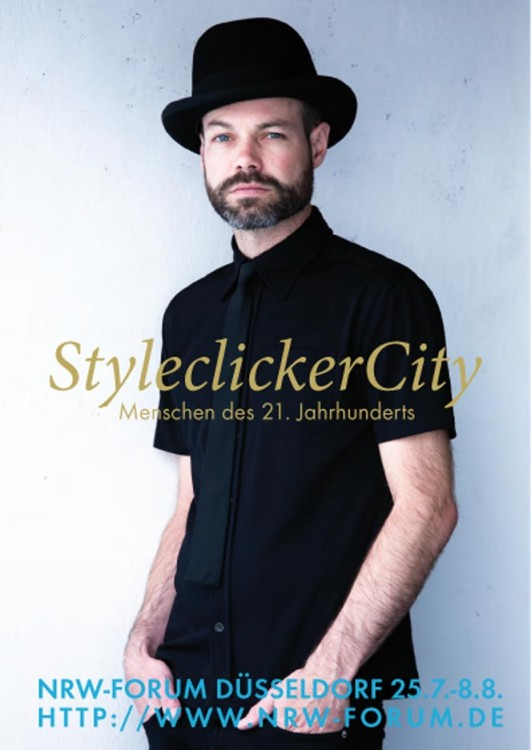 Styleclicker City Exhibition - Düsseldorf, NRW-Forum