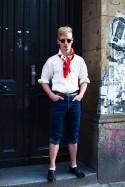 Boy Scout – Berlin, Münzstrasse