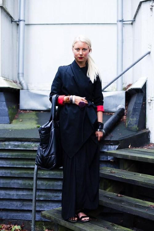 Outside Wood Wood - Copenhagen Fashion Week, Oslo Pladsen