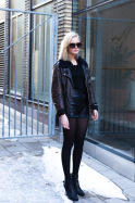 Black Leather – Stockholm, Torsgatan