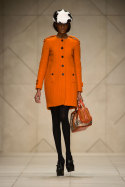 You Don't Own Me – Burberry Prorsum AW 2011, London FW