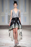 The Fabric&#8217;s Flow &#8211; Maria Grachvogel AW2011, London FW