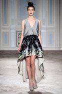 The Fabric's Flow – Maria Grachvogel AW2011, London FW