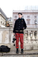 Street Styles Part 1 – London Fashion Week