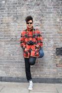 Checked Out – Brick Lane – London