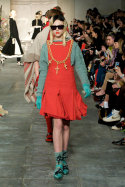 Brothers Grimm at Meadham Kirchhoff AW 2011 – London FW