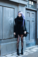 Purple Hair &#8211; Stockholm, Wahrendorffsgatan