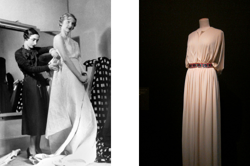 Madame Gres4 500x333 3 Days in Paris – Couture at Work, Madame Grès
