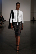The 1950s In Mind &#8211; Bernard Chandran SS 2012, London Fashion Week