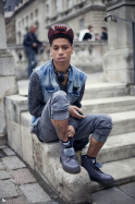 Street Style at Menswear Day / Part I – London Fashion Week SS2012