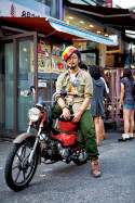 Seoul Biker &#8211; Seoul, Korea