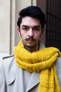 Shining Scarf &#8211; Via Clerici, Milan