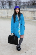 Feeling Blue – Paris, Jardin de Tuileries