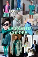 Style Bites – Mermaid Colors
