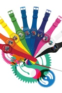 Swatch New Gent Lacquered Collection &#8211; Get Colorful