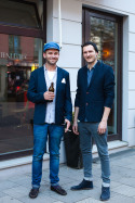 Flottenheimer Dudes &#8211; Corneliusstrasse, Munich