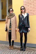 Eclectic Cool, Milan FW