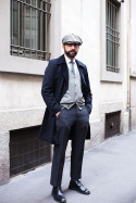 The Perfect Gentleman – Via Bigli, Milan