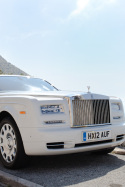 Riding Rolls-Royce Like Karl – Côte d'Azur, France
