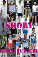 Style Bites – Short or Shorter