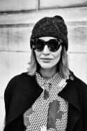Tiany, Journalist & Blogger // Paris Fashion Week