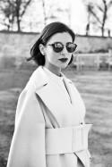 Svetlana, Designer // Paris Fashion Week