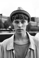 Niklas, Model // Stockholm