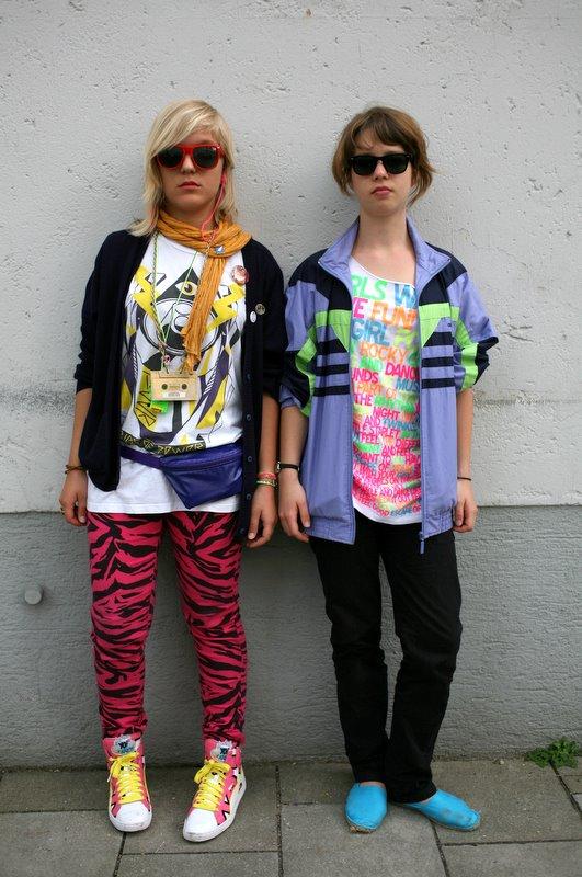 Phenomenal Hip Hop Girls Munich Klenzestrasse Hairstyle Inspiration Daily Dogsangcom