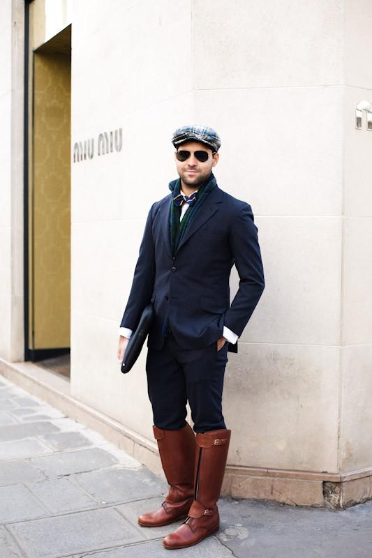 These Boots Paris Rue Saint Honor 233