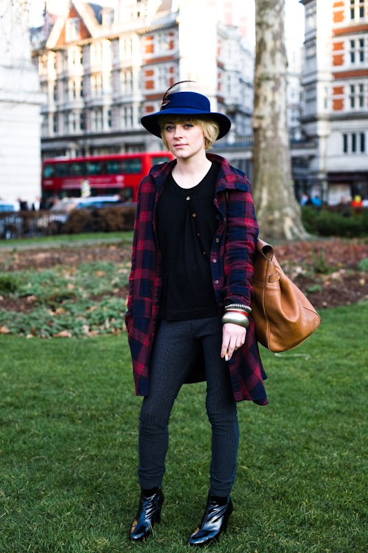 Two Days Two Looks London BFC Tent Amp Bloomsbury Square