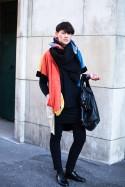 Colorful Contrasts – Paris, Rue des Saints-Pères