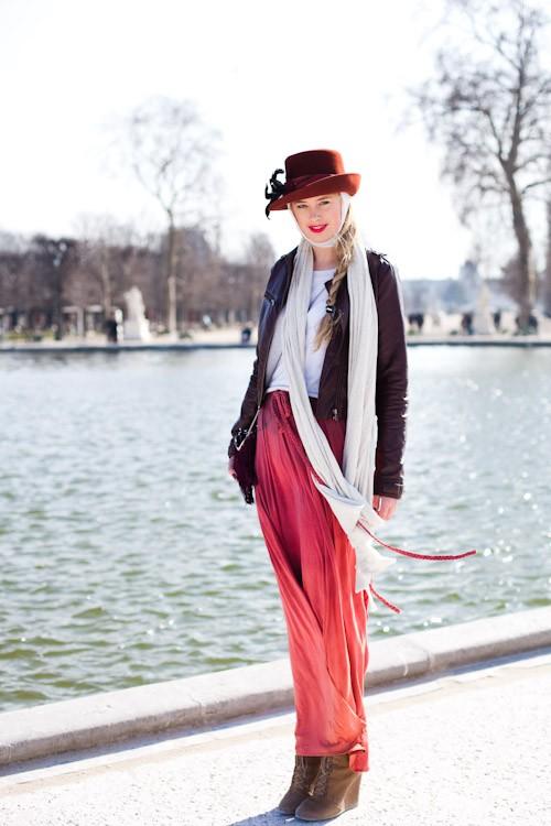 Red - Paris, Jardin des Tuileries