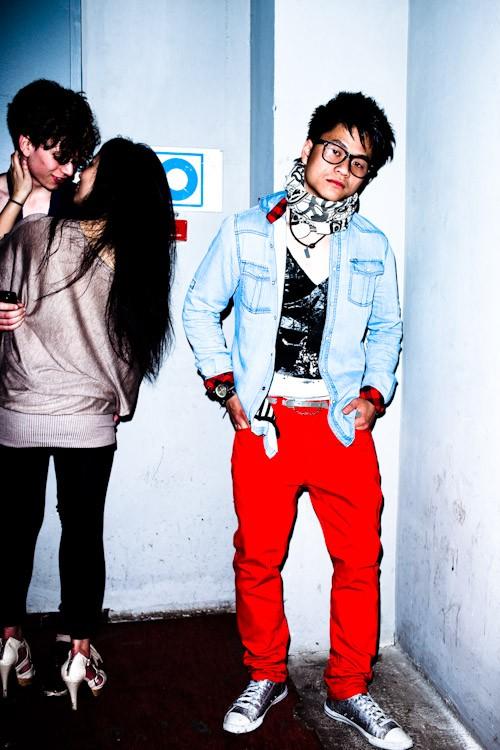 LEVI'S Colors of Noise Tour - Berlin, Dice Club-4