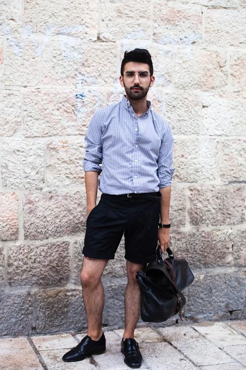 Summer Business - Jerusalem, Rivlin Street