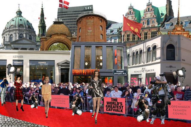 The World's Greatest Catwalk... Copenhagen Wants You!