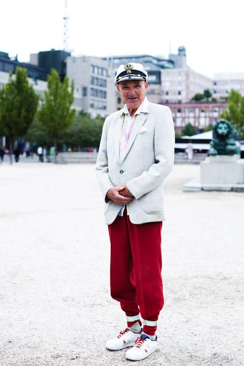 Captain My Captain - Stockholm, Kungsträdgården