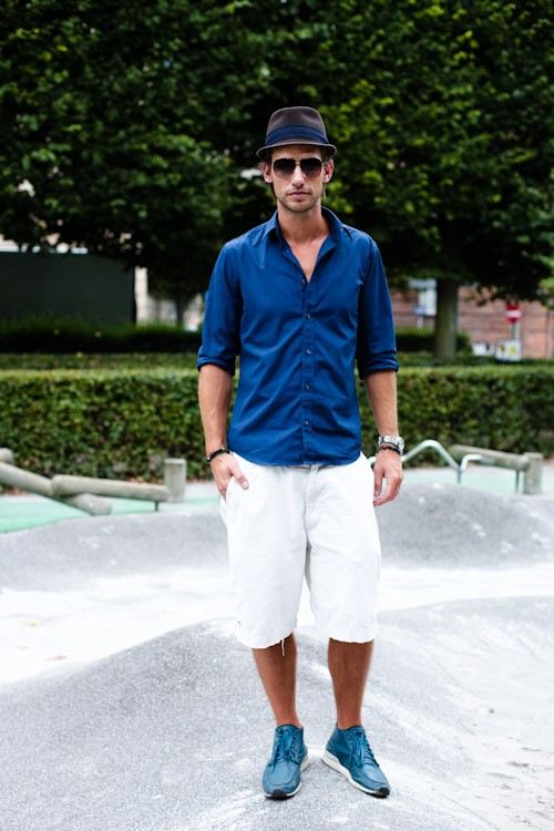 Into Blue - Copenhagen, Julius Thomsens Plads
