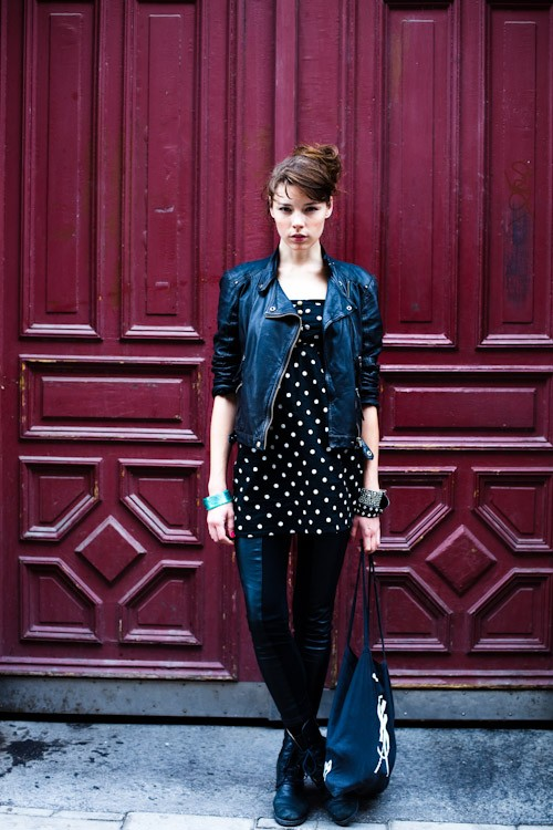 Dots and Leather - Stockholm, Södermalm