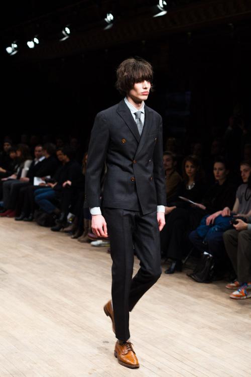 Oscar Jacobson AW2011 – Stockholm FW