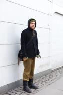 The Wanderer – Copenhagen, Bernstorffsgade