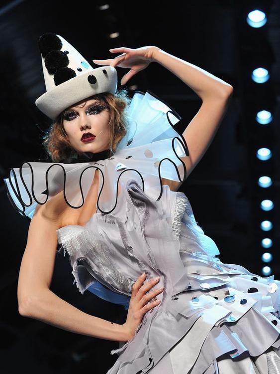 Dior Haute Couture Autumn Winter 2011