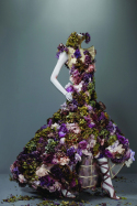 'I'm a romantic schizophrenic.' – Alexander McQueen Savage Beauty at the Met