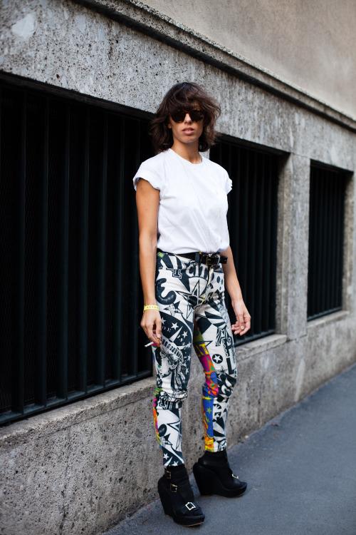 Swagger Via Gesu Milan