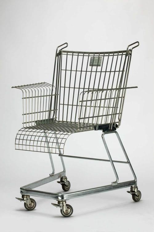 Consumer's Rest Chair by Frank Schreiner (for Stiletto Studios)