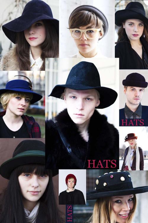 STYLE BITES - HATS