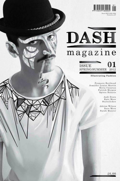DASH Magazine Issue One – Cover