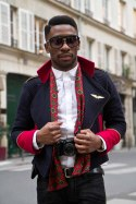 Paris Fashion Week Street Style Part I